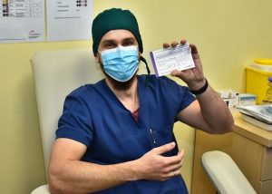 Gydytojas otorinolaringologas Giedrius Ramanauskas
