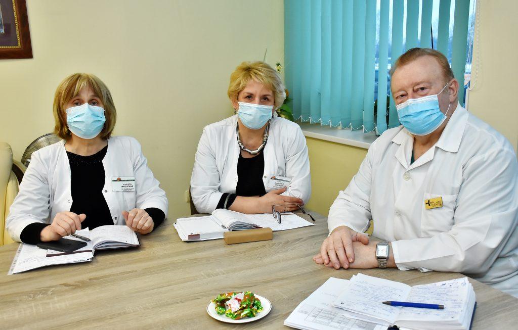 V. Mačiuitienė, D. Luotienė, A. Martusevičius