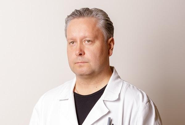Gydytojas chirurgas Audrius Janėnas